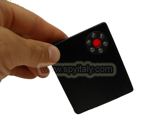 CAM-VIEW - Rilevatore trasmettitori VIDEO via filo e radio