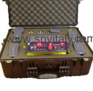 DMS-2001 - Multisistema completo per la bonifica elettronica professionale