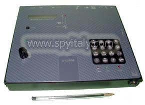 DT-3000 - Contromisura telefonica da tavolo CRYPTO (linea analogica)