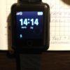 GPS-WATCH Orologio da polso con GPS integrato per controllo anziani a distanza