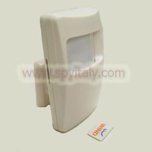 GSM-IR - Sensore ad infrarosso con allarme GSM