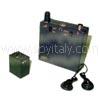 KIT-LA1 - Trasmettitore ambientale a batteria con ricevitore 2 canali