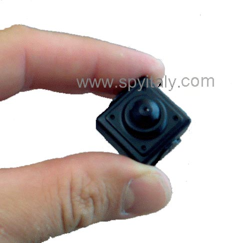 M-NV-PH - Microcamera CCD bn miniaturizzata ottica Pinhole