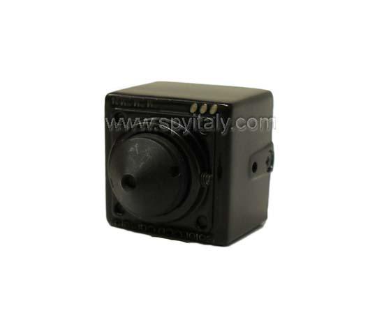 M20-COL-H - Microcamera CCD colori HiRes ottica Pinhole
