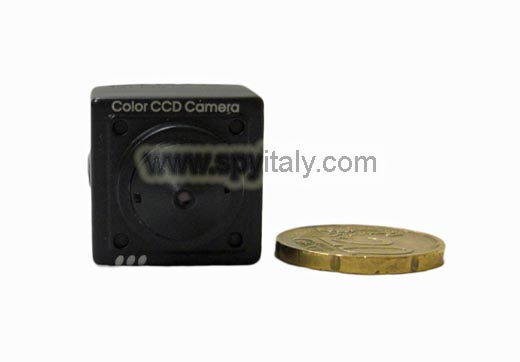 M20-COL-DN - microcamera CCD colori ottica Pinhole