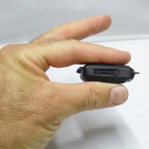 MICRO-GP - Dispositivo micro-trasmittente ambientale GSM con attivazione vocale, movimento, localizzazione, SOS