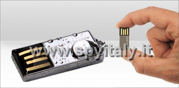 MINI-HD-1 - Pen drive di sicurezza con sistema operativo installato