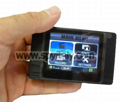 MINI-DVR-PRO - Videoregistratore tascabile professionale