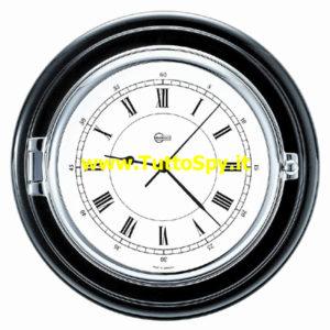 MOP-BN - Microcamera b/n occultata in orologio a muro