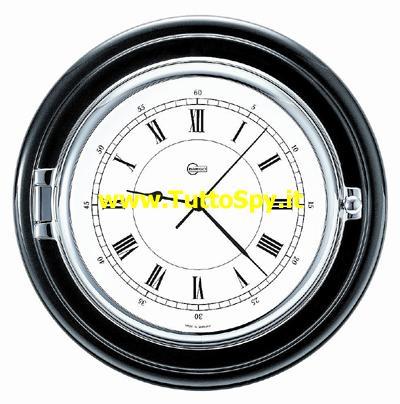 MOP-BN – Microcamera b/n occultata in orologio a muro