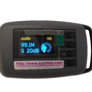 RMC-RF3300 - Rilevatore professionale analogici GSM, UMTS, Wifi, Bluetooth