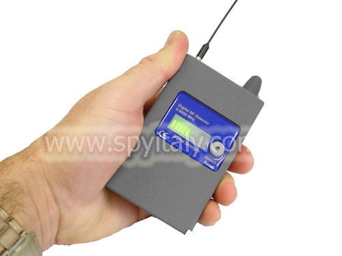 RX-6000 - Rilevatore di microspie professionale fino a 6 Ghz