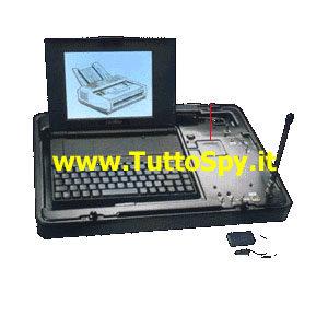 SM-FAX - Sistema portatile di monitoraggio fax