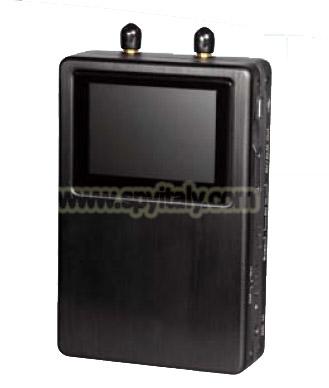 V-SC2700 - Rilevatore professionale di trasmettitori video e telecamere wireless