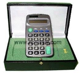 TXAC-25 - Trasmettitore ambietale professionale occultato in una calcolatrice