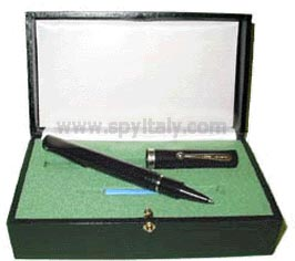 TXAP-15 - Trasmettitore ambientale professionale occultato all'interno di una penna biro