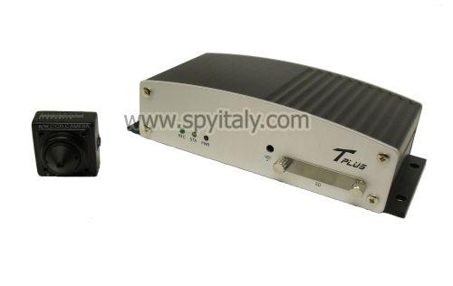CAR-DVR-1 - Videoregistratore portatile per sicurezza veicoli