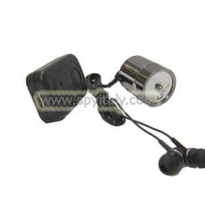 E-W-MIC - Microfono a contatto per ascolto attraverso i muri