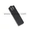 GHOST-REC-B – Portachiavi e chiavetta USB con registratore vocale 15 ore autonomia in registrazione