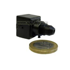 M20-BN-H10 - Microcamera CCD b/n ottica Pinhole zoom