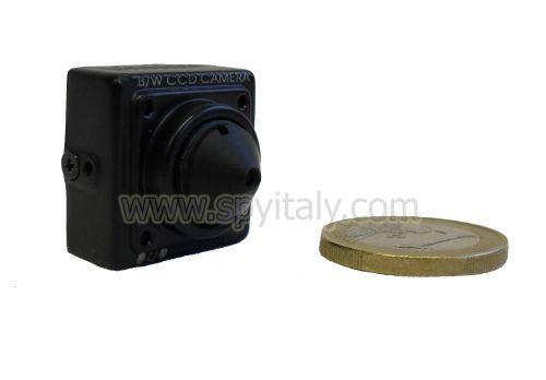 M20-BN-H - Microcamera CCD b/n ottica Pinhole - Hi-Res