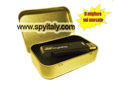 PC-SPY-KEY - Potentissimo software per la sorveglianza e controllo del computer