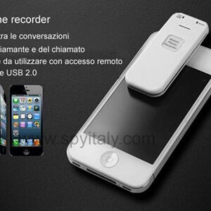PHONE-REC - Microregistratore telefonico per Smartphone e iPhone