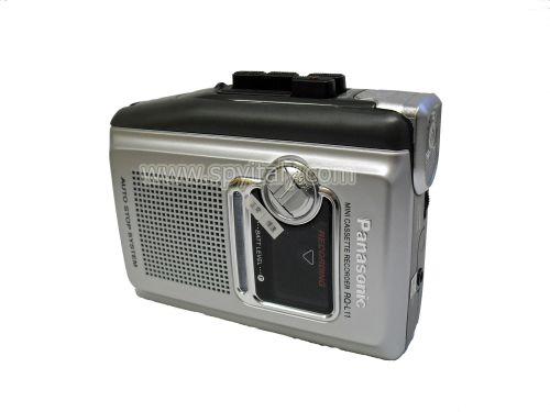 RT-180 - Registratore telefonico automatico, durata 180 ore