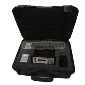 SWEEP-8000 - Multisistema professionale per il rilevamento di microspie fino a 8 Ghz