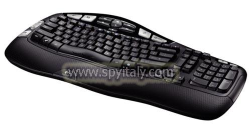 SPY-KEYBOARD - Dispositivo per controllo delle operazioni su tastiera computer