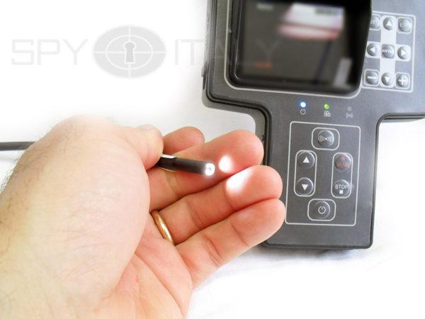 VIS-500 - Visore endoscopico con microcamera e led illuminatori