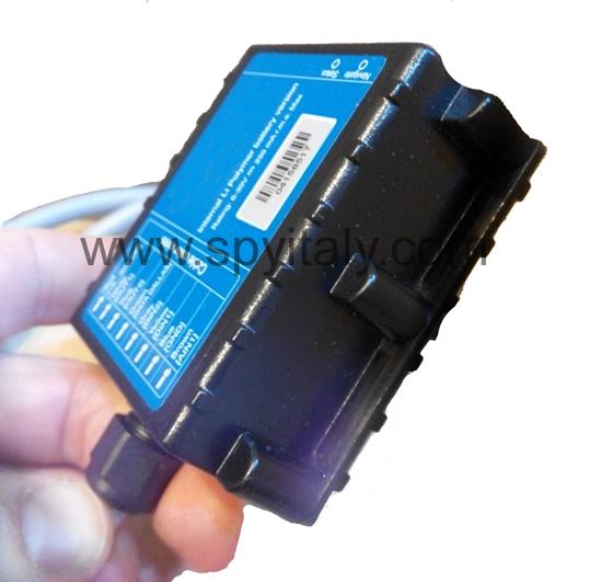 V-TRACK-2 - Sistema di rintracciamento veicoli per computer